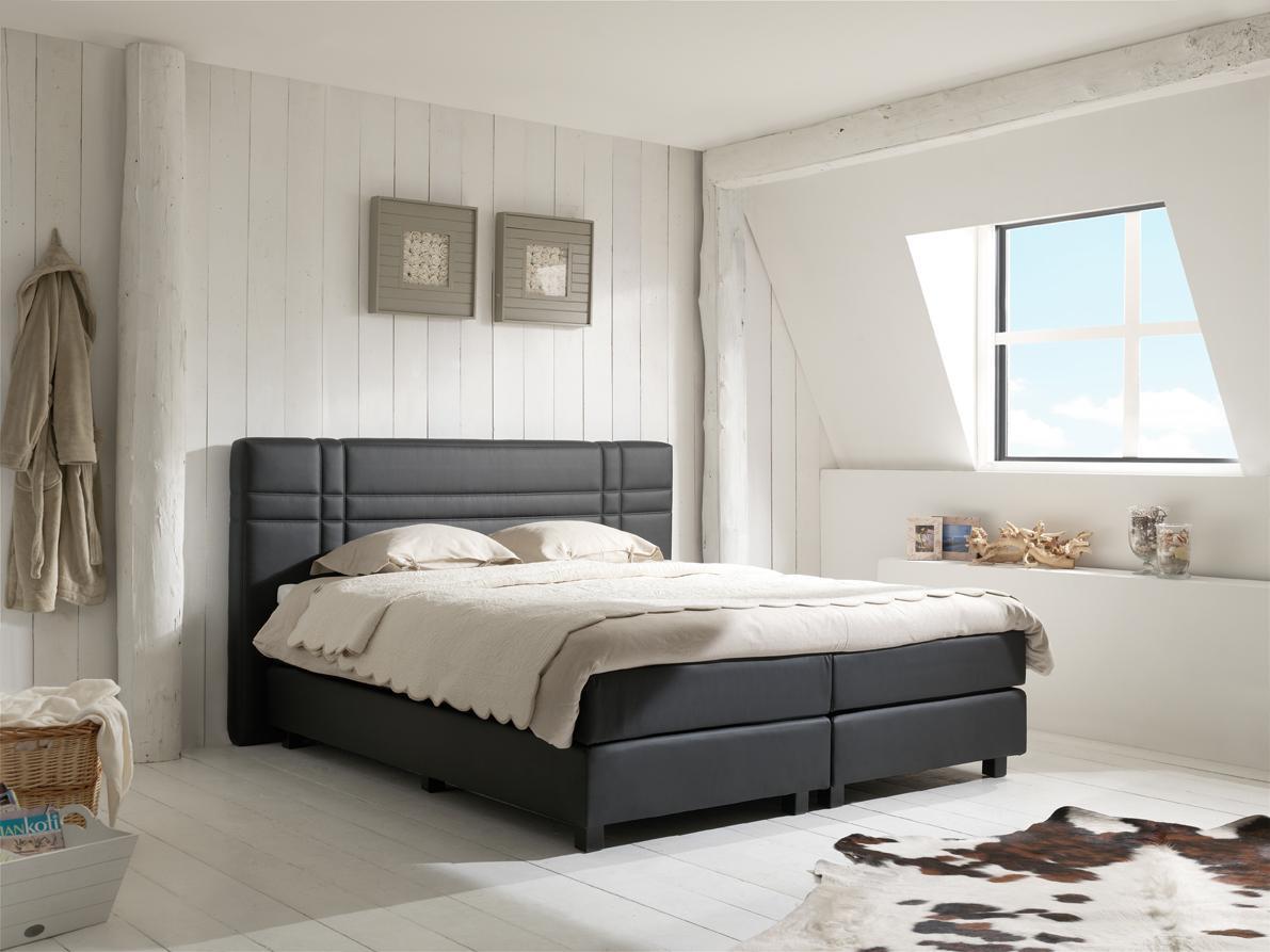 boxspringbetten amerikanisches bett oder continentalbett boxspringbett. Black Bedroom Furniture Sets. Home Design Ideas