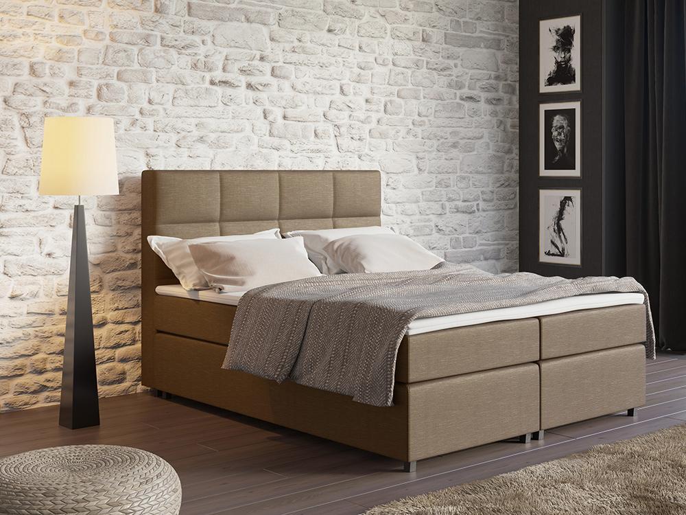 boxspringbetten amerikanisches bett oder continentalbett. Black Bedroom Furniture Sets. Home Design Ideas